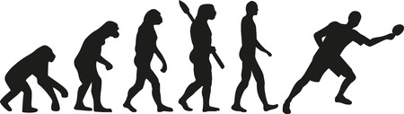 ancestors: Table tennis evolution