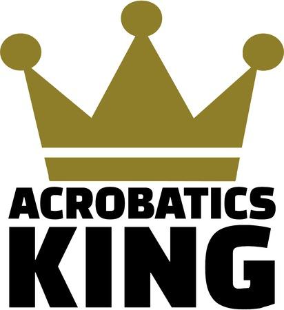 acrobatics: Acrobatics king
