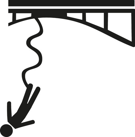 extremely: Bungee jumping icon