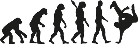 Breakdance evolution
