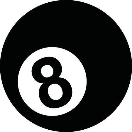 eight: Eight ball