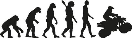 quad: Quad evolution Illustration