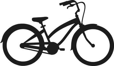 cruiser bike: Cruiser Bike