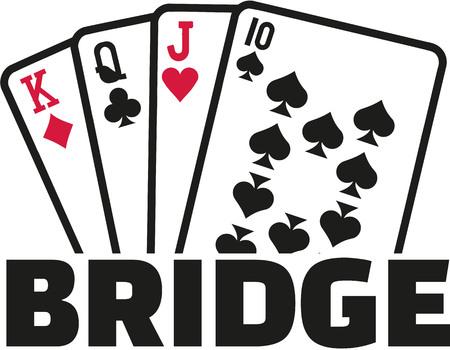 tarjetas del puente