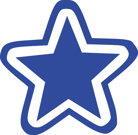 207,370 Blue Star Cliparts, Stock Vector And Royalty Free Blue ...