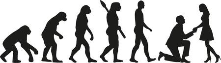 evolucion: evolución propuesta Vectores