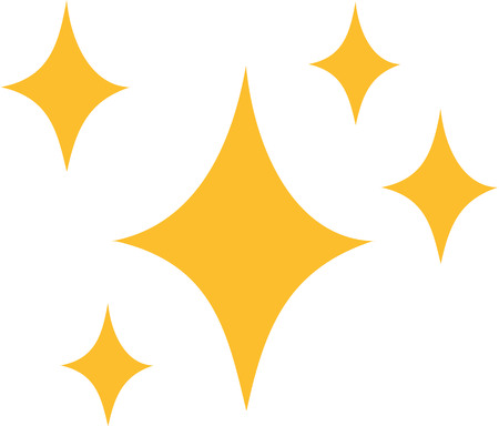sparking: Sparking yellow