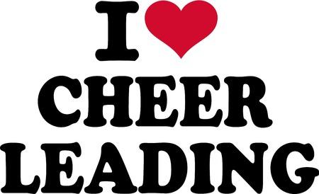 cheerleading: I love cheerleading