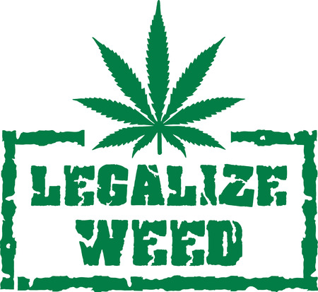 Legalize weed with marijuana