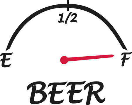 speed: Beer speed indicator