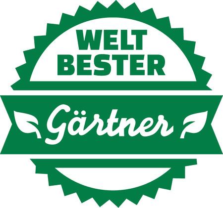 grower: Worlds best gardener german