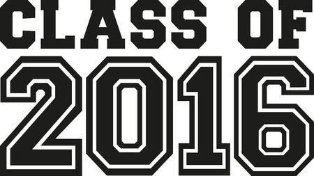 Klasse von 2016