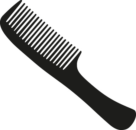 drier: Barber comb