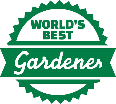 grower: Worlds best gardener Illustration
