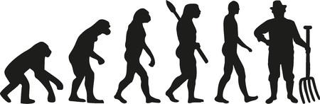 homo sapiens: Farmer evolution
