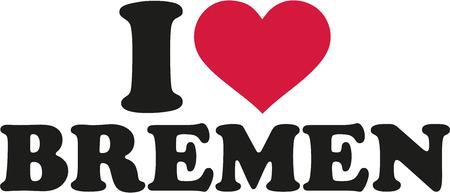 bremen: I love Bremen
