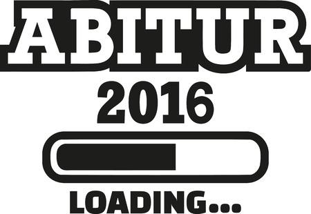 baccalaureate: Abitur Loading 2016
