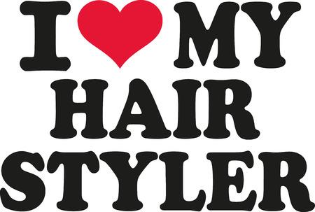 styler: I love my hair styler