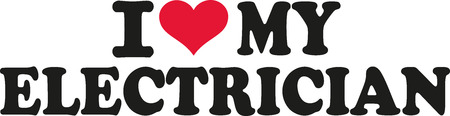 electrical engineer: I heart my electrician