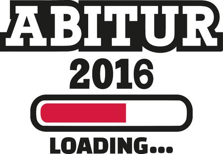 baccalaureate: Abitur 2016 exam Loading