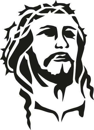 cabeza jesucristo