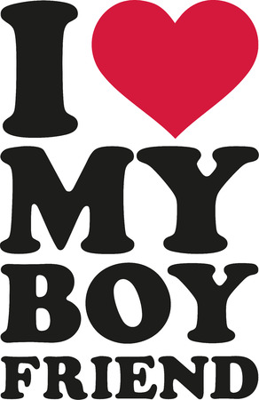 14 feb: I love my boy friend