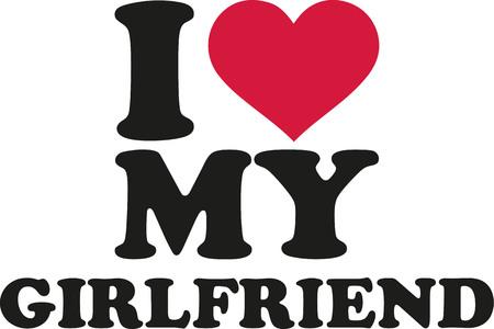 boyfriends: I love MY girlfriend