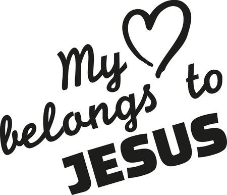 Mijn hart behoort tot jesus