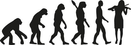violinist: Violinist evolution
