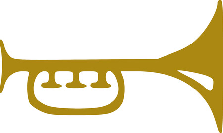 brass wind: Trumpet icon