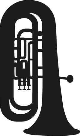 tuba: Tuba Illustration