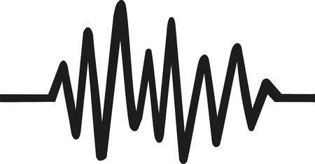heartbeat line: Chaotic Heartbeat line
