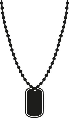 dogtag: Dogtag chain