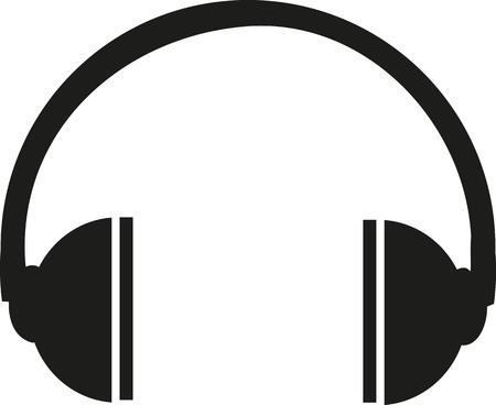 headpiece: Headphone icon