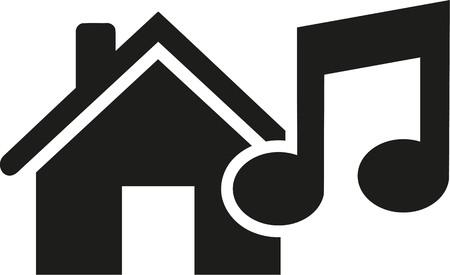 House Music pictogram