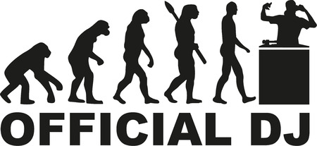Official DJ evolution