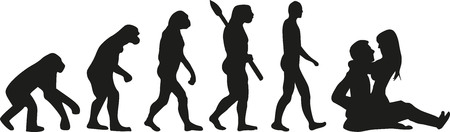 Evolución relaciones sexuales - sexo