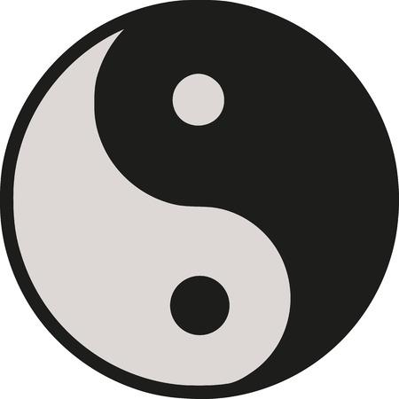 ying: Ying yang icon