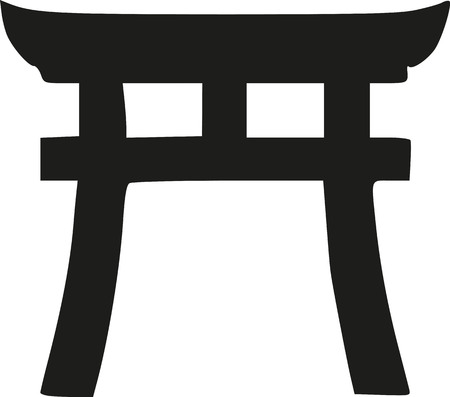 shinto: Shinto symbol Illustration