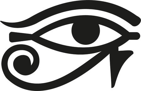 ojo de horus: Horus Ojo Egipto