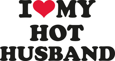 hot couple: I love my hot husband
