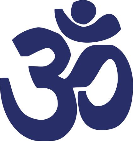 sanskrit: Om sanskrit symbol