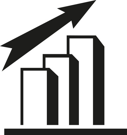 sales growth: Sales growth - chart