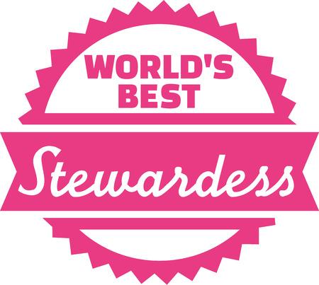 stewardess: Worlds best stewardess