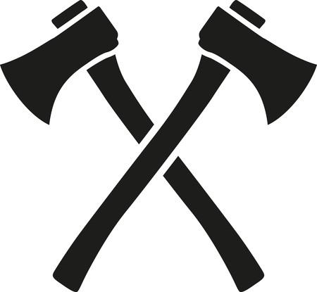 Crossed Axe