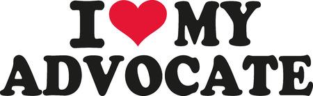 advocate: I love my advocate