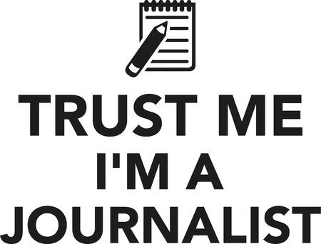 私を信じて私はジャーナリスト