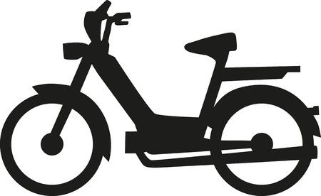 scooter bromfiets