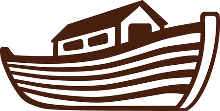 Ark noah icon Illustration