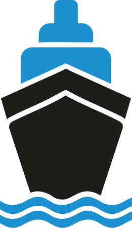 symbole de croisière à